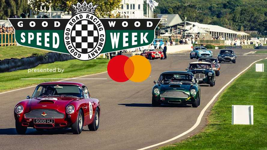 Goodwood SpeedWeek 2020: sigue el streaming en directo
