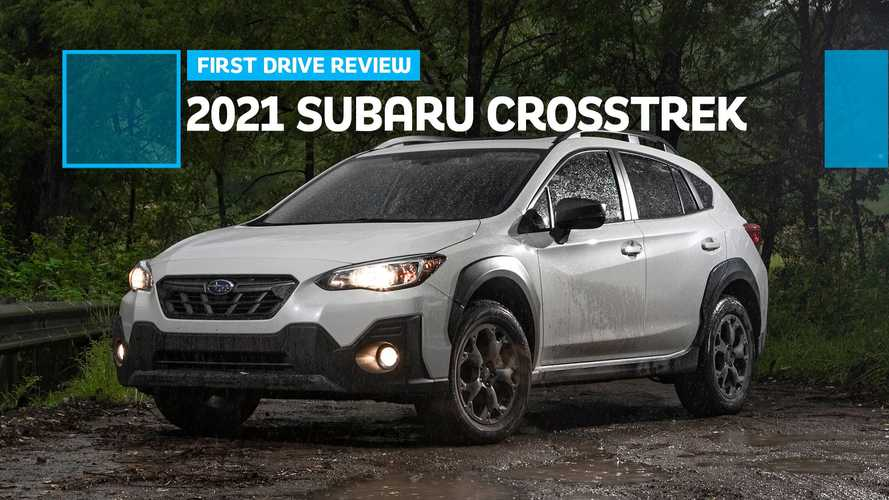 2021 Subaru Crosstrek Sport First Drive Review: Pretty Much Perfect