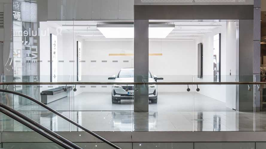 First UK Polestar location opens in London