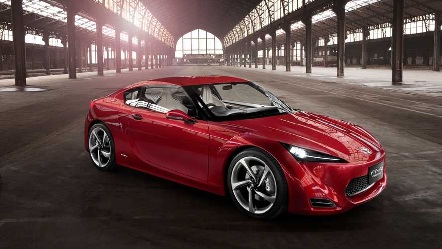 Toyota FT-86 Concept (2009)