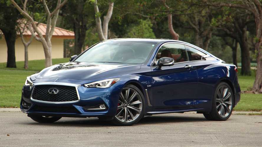 2020 Infiniti Q60 Red Sport: Review