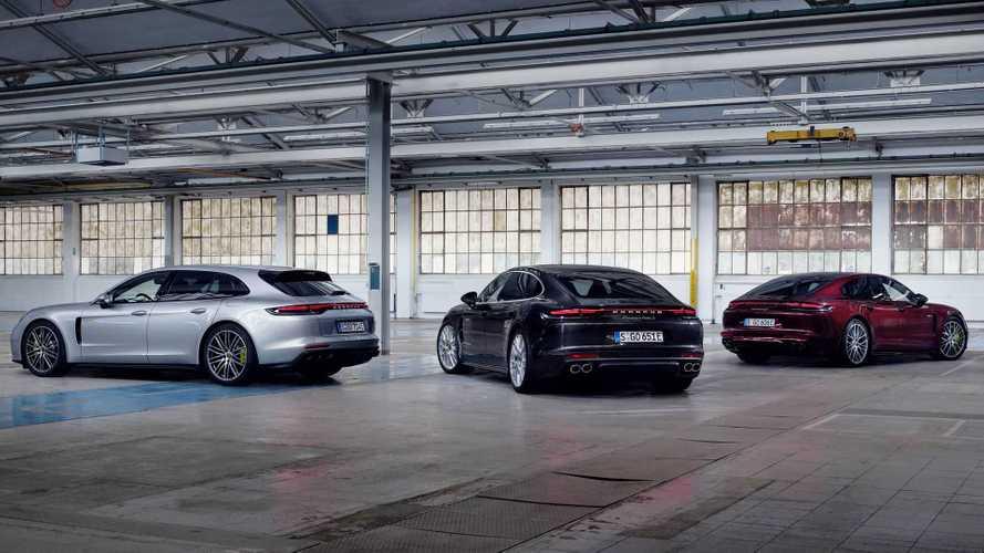 Porsche Panamera ganha novas versões híbridas com até 700 cv no Brasil