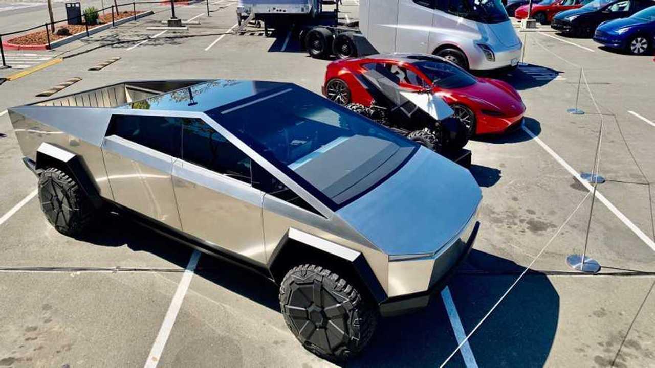 Tesla Battery Day 2020 - EVs