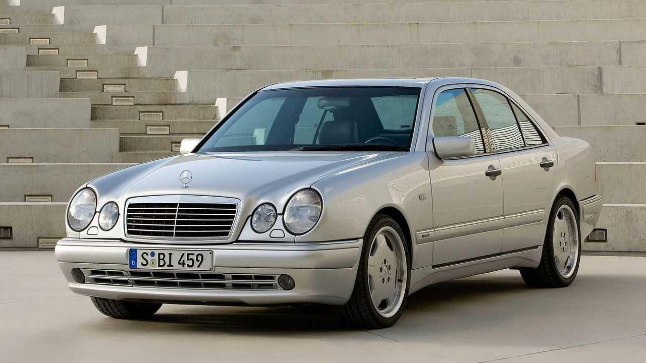 Mercedes E 50 AMG (Baureihe 210)