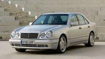Mercedes E 50 AMG: Premiere vor 25 Jahren