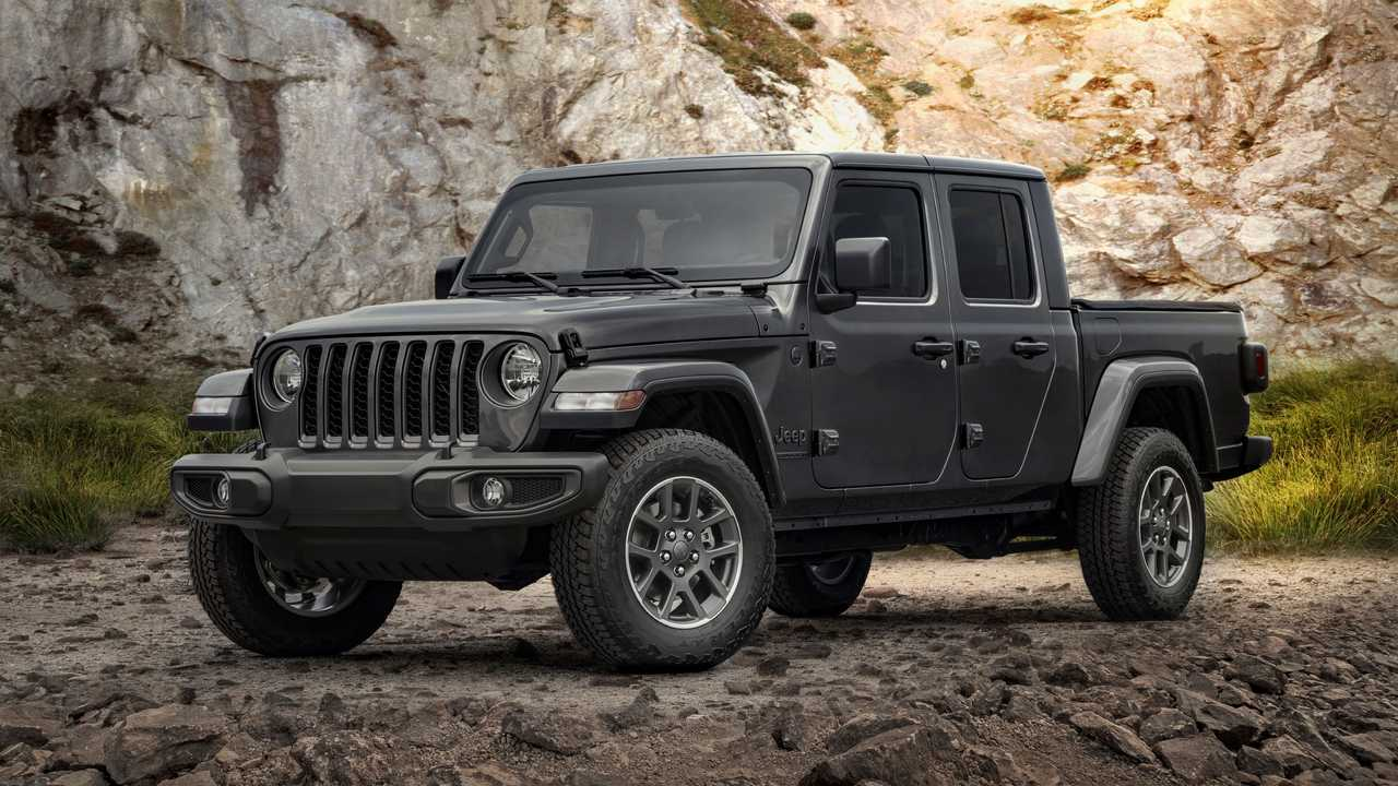 Jeep Gladiator 80th Anniversary (2020)