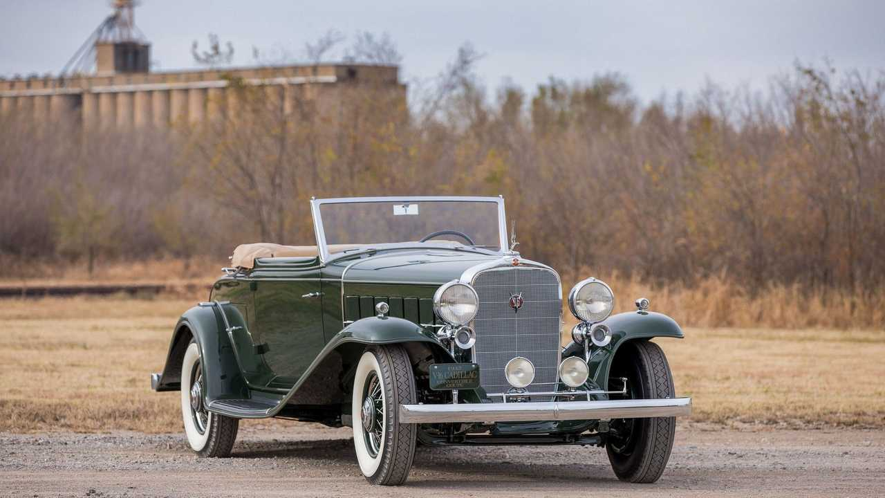 1932 Cadillac V16 Convertible for sale