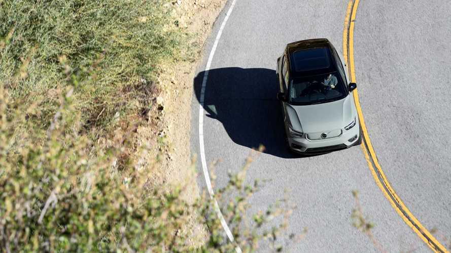 Almost Half Of Volvo Sales In California Were Plug-Ins In April