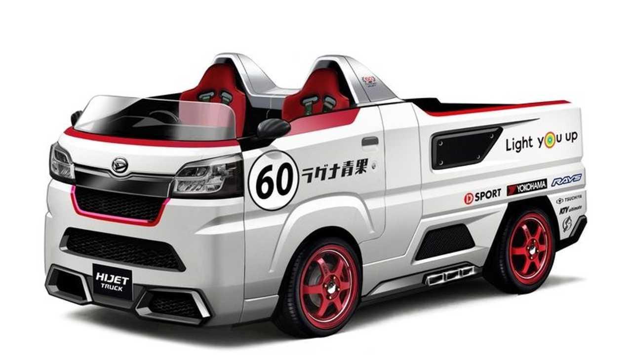 Daihatsu Hijet Jumbo Sportza Ver.