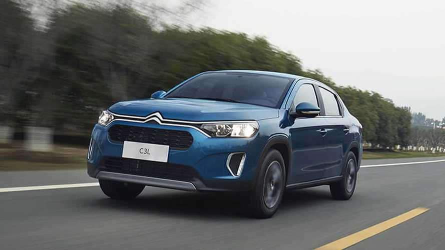 Rival para Onix Plus? Citroën registra sedã aventureiro C3L no Brasil