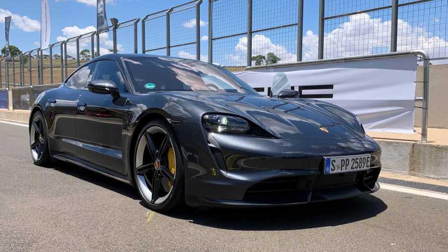 Porsche Taycan: sedã-cupê elétrico chega ao Brasil por R$ 589.000