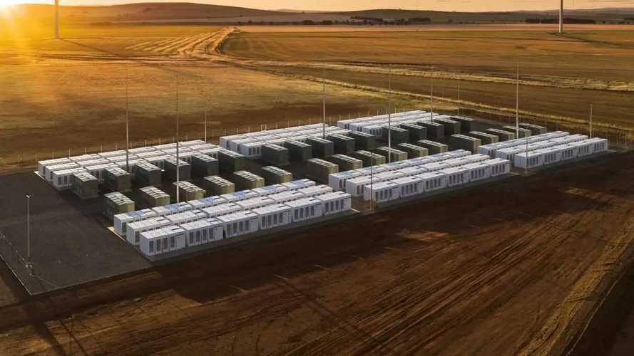 Tesla energy storage systems