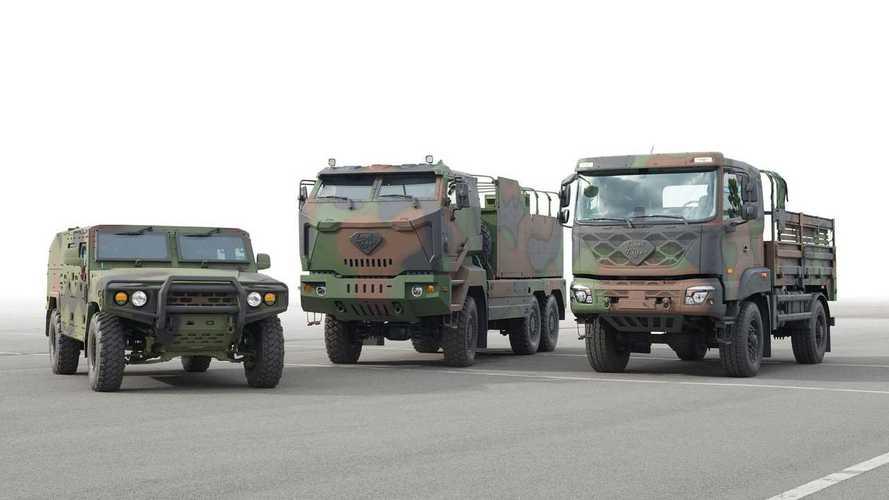 Kia - Veículos Militares