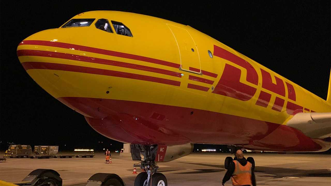 DHL Express and global delivery