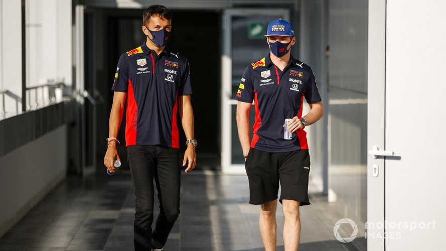Verstappen: Red Bull F1 teammate 'doesn't really matter'