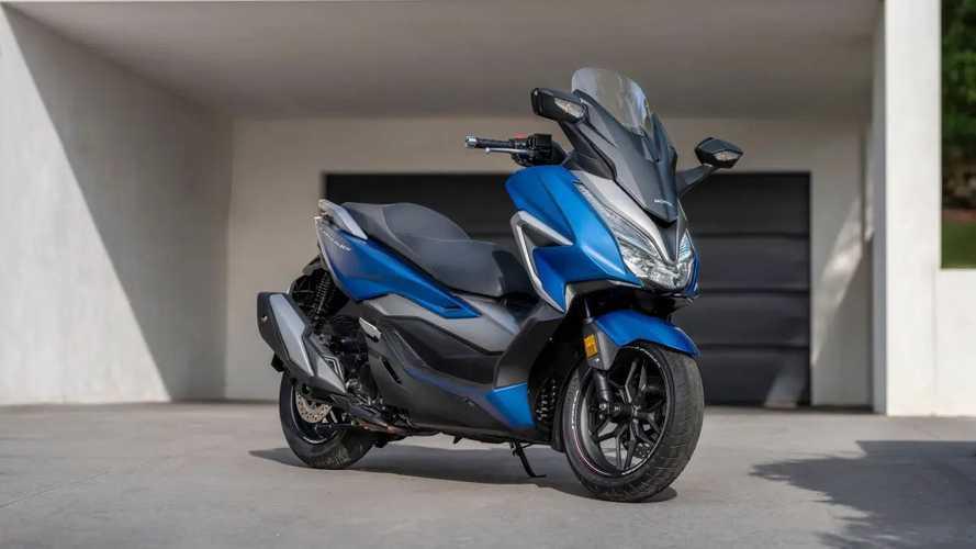 Honda anuncia scooter Forza 350 e as novas Africa Twin e Fireblade para o Brasil