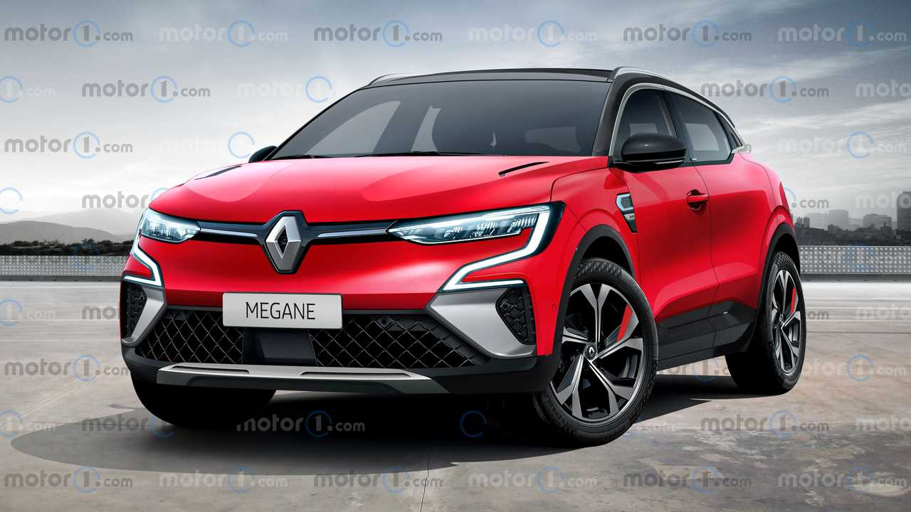 Yeni Renault Mégane render