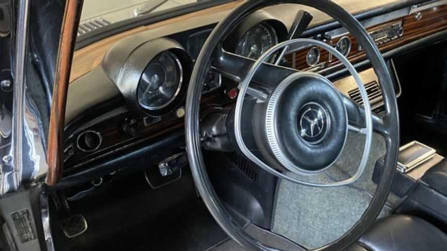 Ex–Elvis Presley 1969 Mercedes-Benz 600 For Sale
