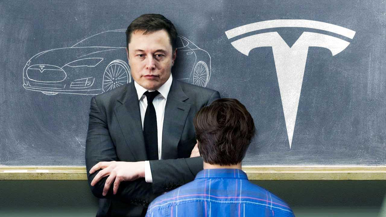 Elon Musk colloqui lavoro
