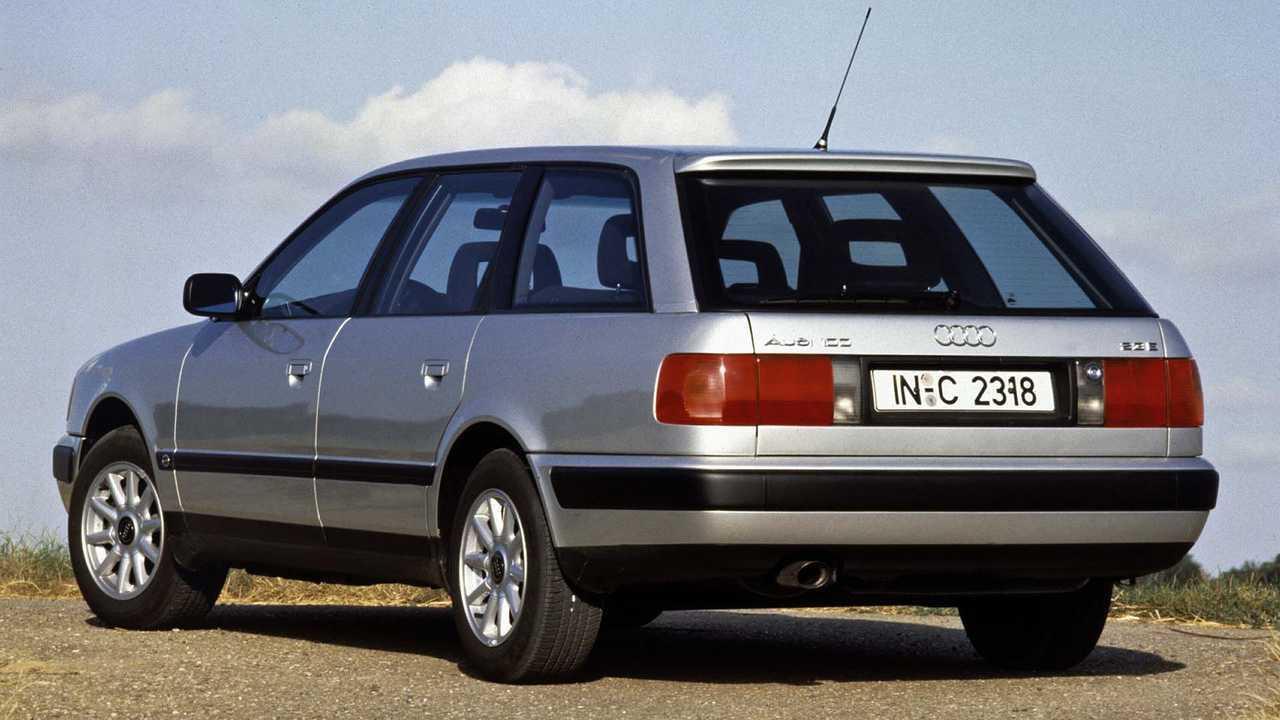 Audi 100 Avant (C4)