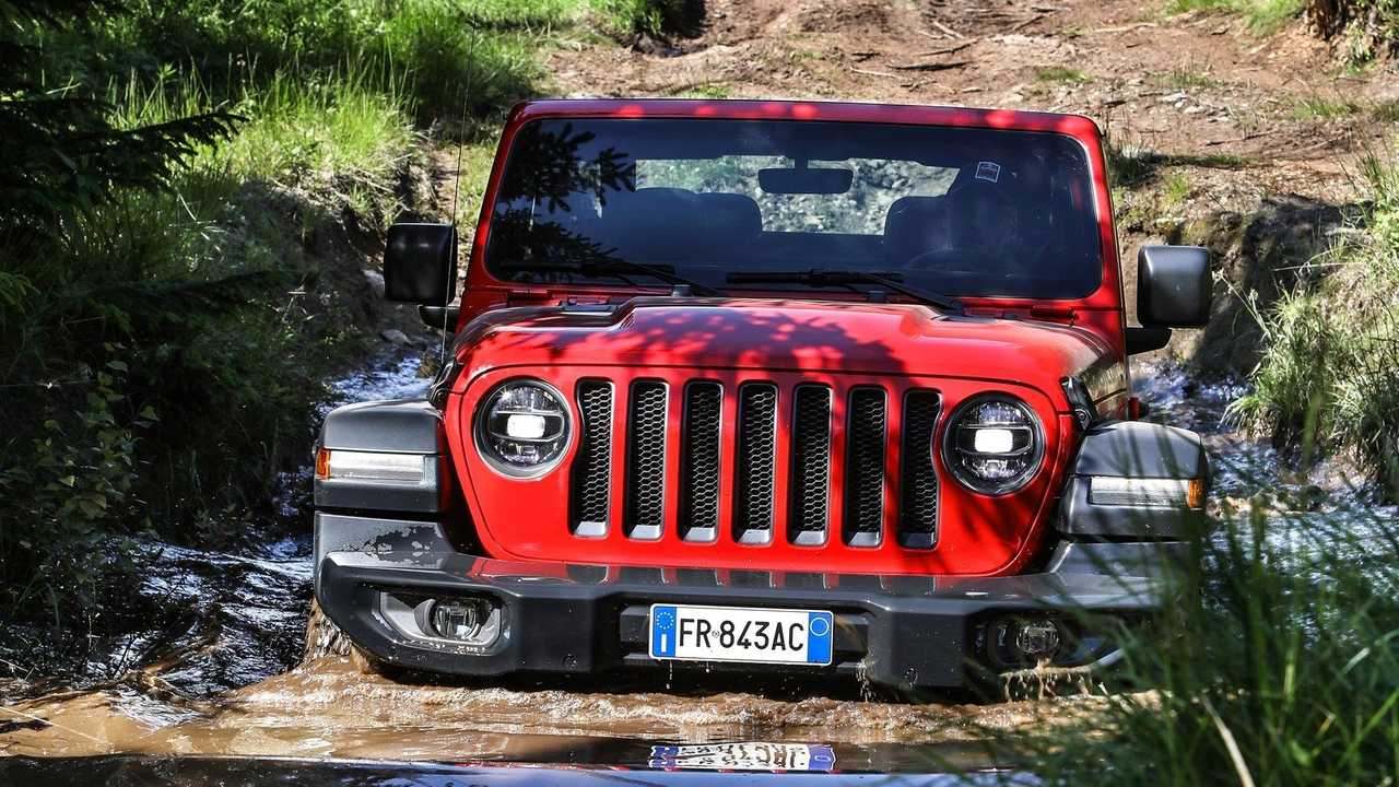 6 - Jeep Wrangler