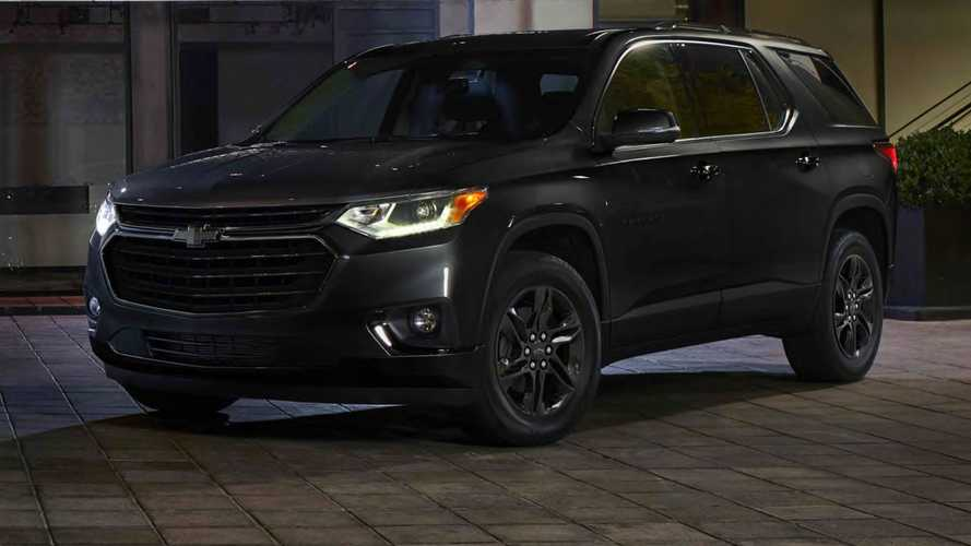 Chevy Adding Traverse Midnight, Sport Editions And Equinox RS For 2021