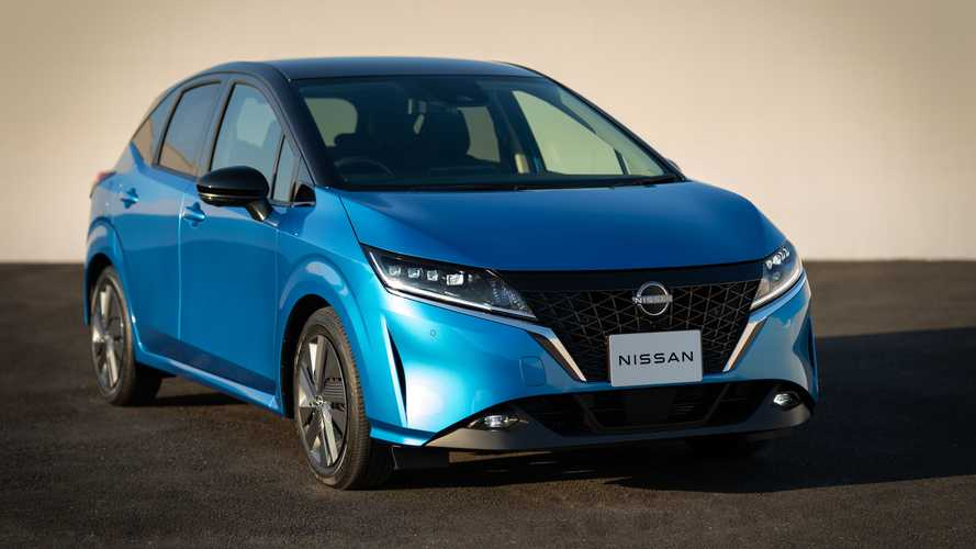 Novo Nissan Note 2021