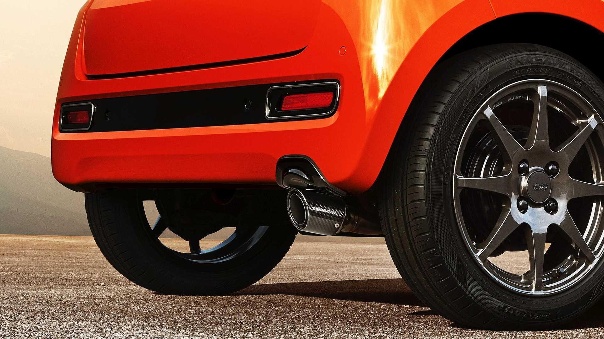 2021 Honda N-One Gets Mugen Performance Parts