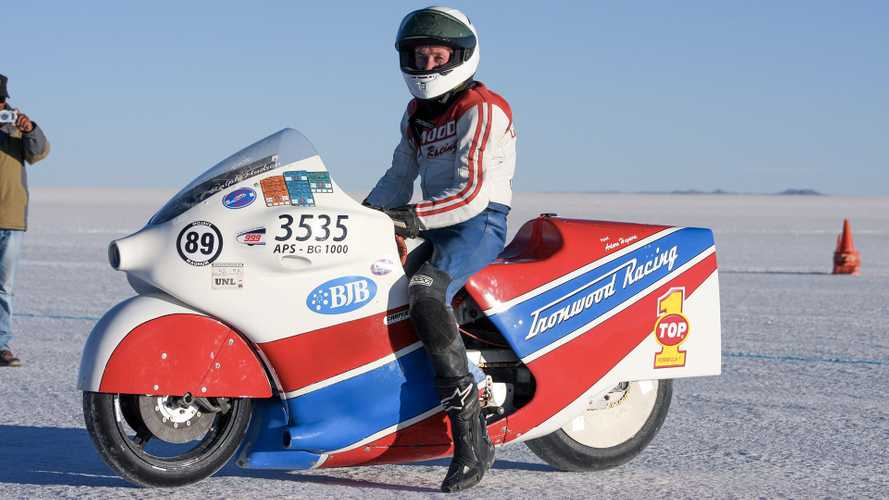 World Land Speed Record Holder Ralph Hudson Dead At 69