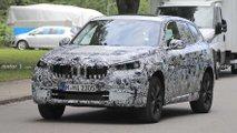 2022 BMW X1 new spy photos