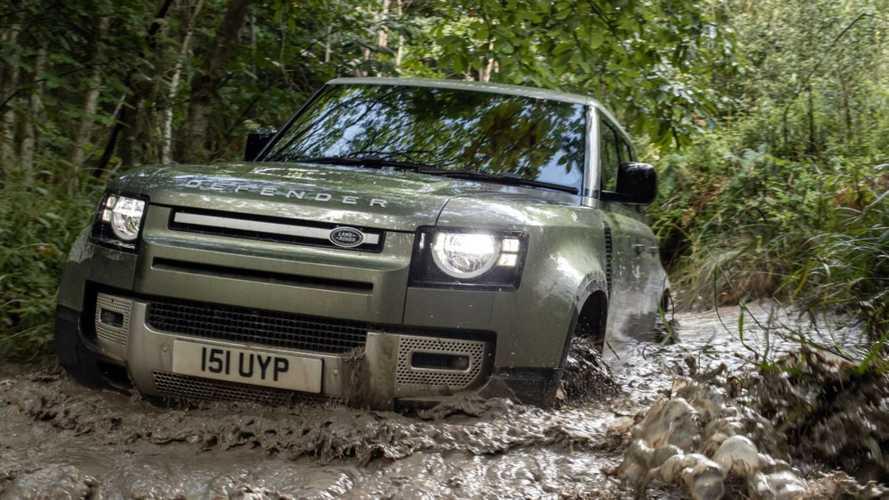 Le Land Rover Defender maintenant proposé en hybride rechargeable