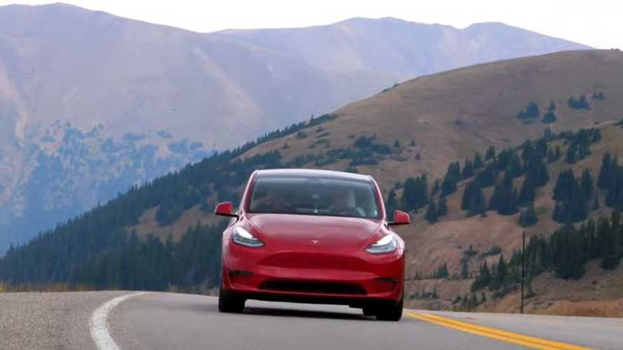 Tesla Model Y Performance Tackles World's Toughest EV Test Like A Champ