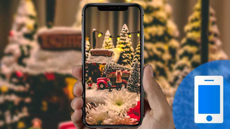 Le migliori app per trovare sfondi natalizi, di auto e non solo