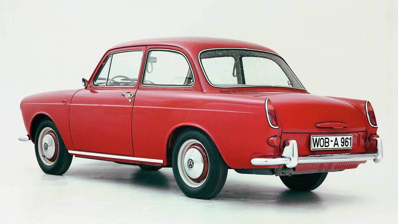 VW Typ 3 (1961)