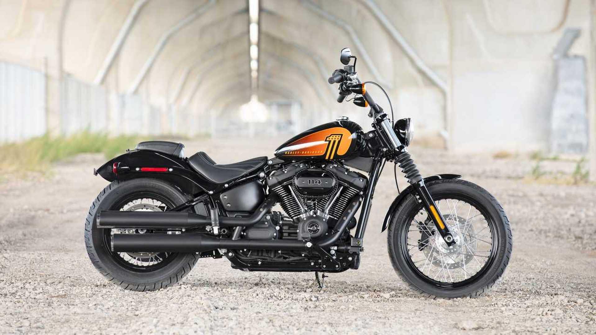 Harley-Davidson Confirms 2021 Softail, Touring, And CVO Lineup