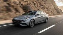 2021 Hyundai Elantra N Line: First Drive