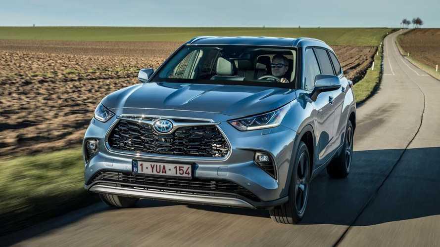 Hadir di Eropa, Toyota Highlander Hybrid Punya Berbagai Kelebihan
