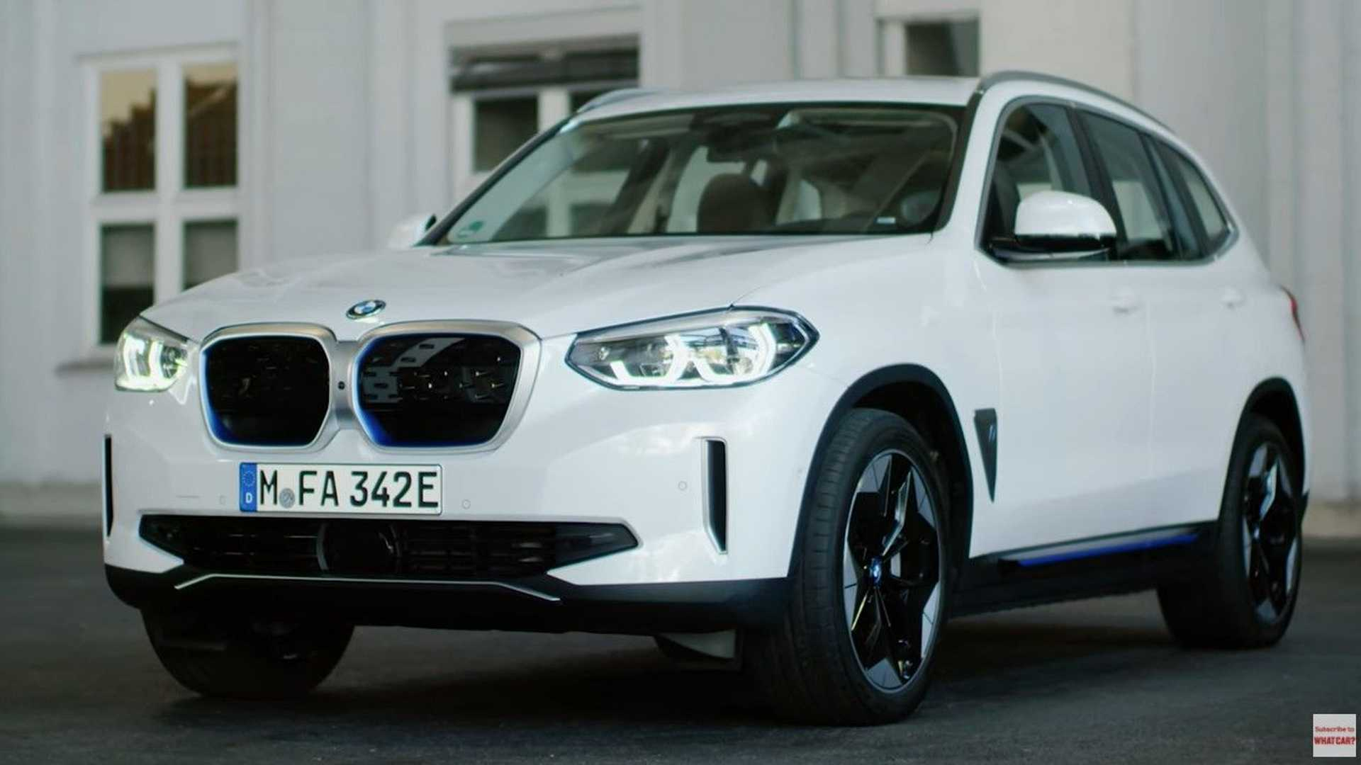 find out why what car? named the bmw ix3 best large