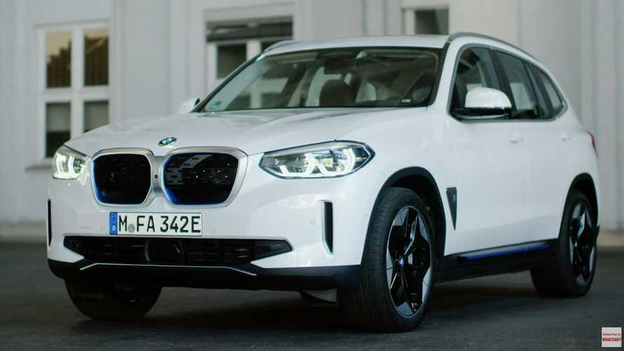 Find out why What Car? named the BMW iX3 best large electric SUV of 2021