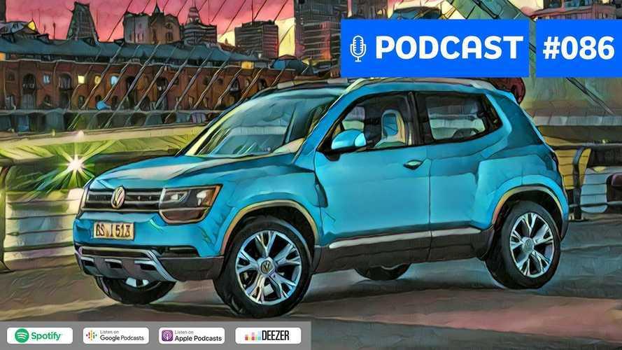 Motor1.com Podcast #86: Crossovers pequenos serão uma nova onda da moda?