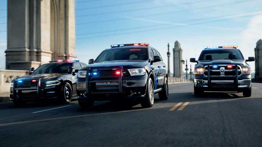 Dodge Charger dan Durango 2021 Pursuit Vehicles