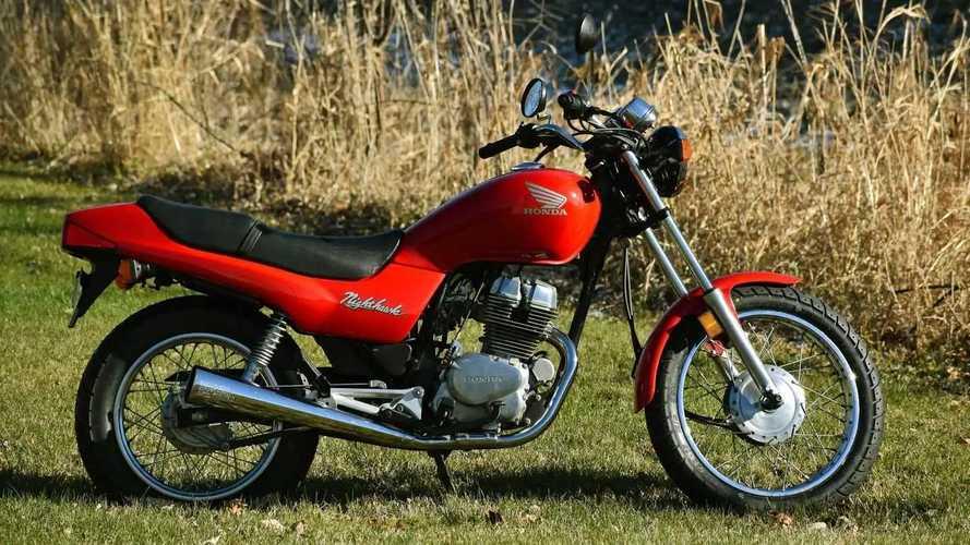 1991 Honda CB250 Nighthawk
