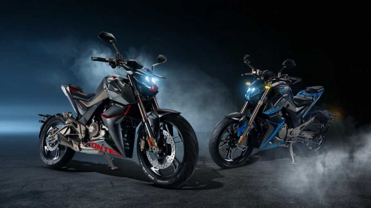 Zontes ZT125 Launched In Europe