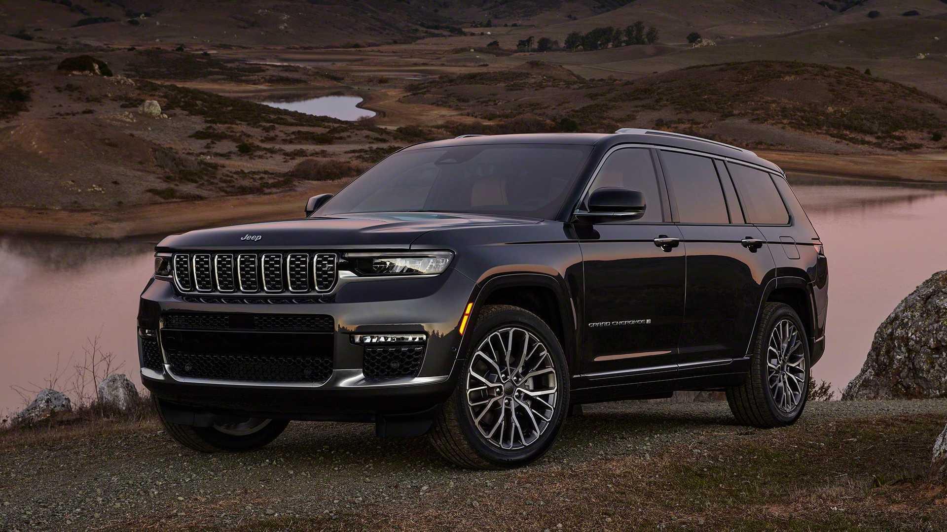 Stellantis Execs Say Jeep Grand Cherokee L Doesn't Clash With Wagoneer, Durango