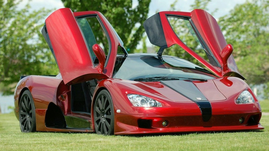2008 SSC Ultimate Aero