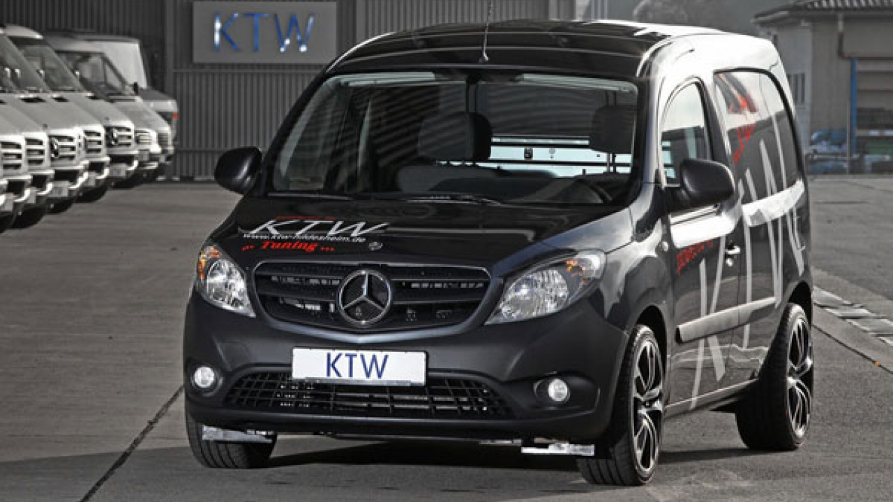 Mercedes Citan by KTW