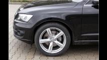 Neue Federn für Audi Q5
