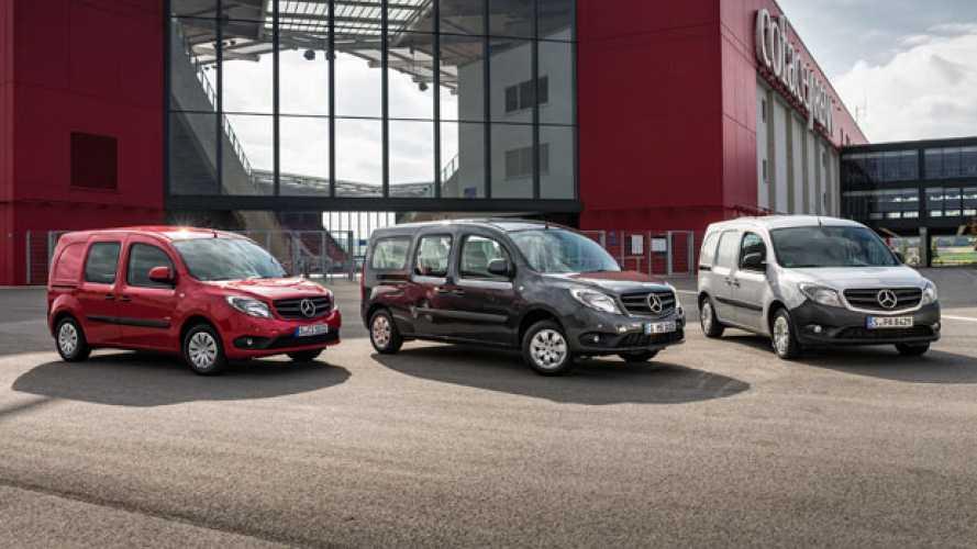 Mercedes-Benz Vans con gli artigiani