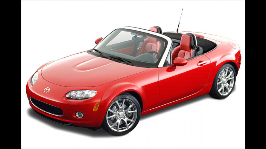 Mazda MX-5: Editionsmodell ,3rd Generation
