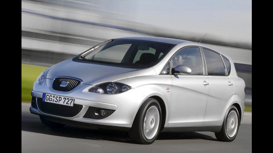 Seat rüstet Vans auf: Mehr Motoren, mehr Variabilität
